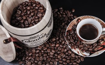 Wallpaper: Premium Coffee