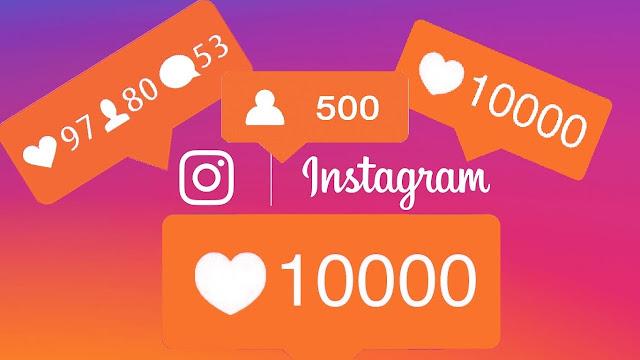 Cara Aman Mendapatkan Foto Banyak Yang Tekan Tombol Like Di Instagram