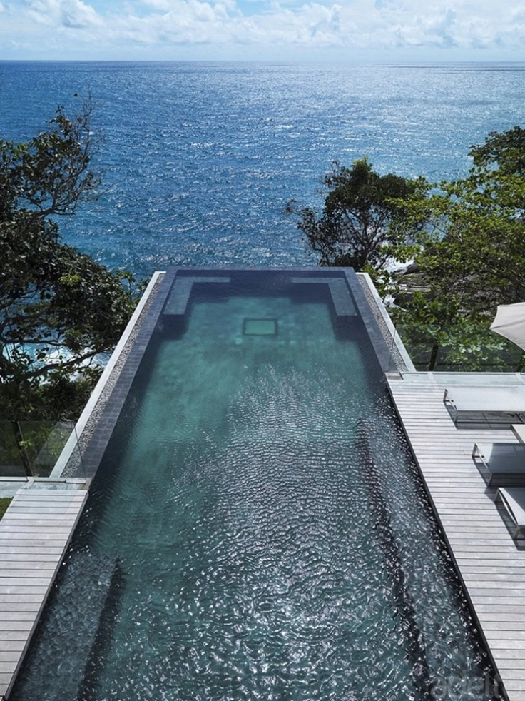20 Most Famous Paintings Of All Time: World Of Architecture: 20 Most Amazing Swimming Pools Ever