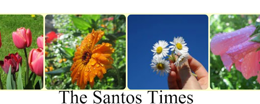 The Santos Times: July?! What happened to June?