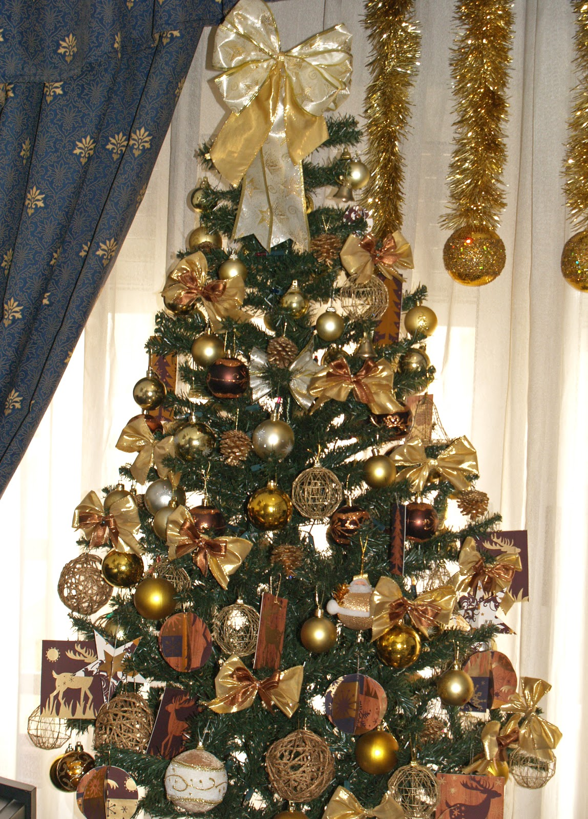 Haz regalos las mejores ideas para tus regalos arbol de for Adornos para arbol de navidad caseros