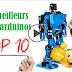 Les 10 meilleurs projets de robot Arduinos