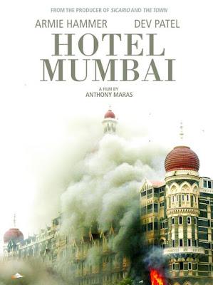 Hotel Mumbai 2019 DVD R1 NTSC Latino