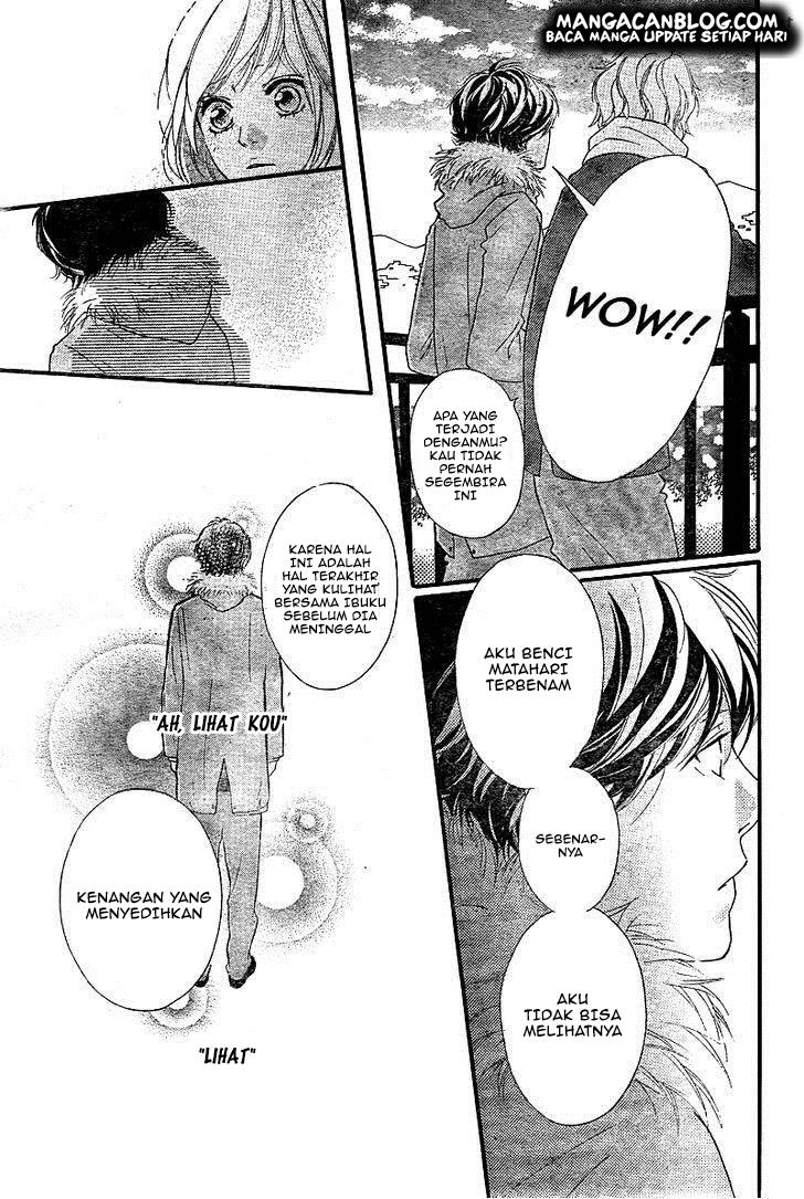 Ao Haru Ride Chapter 38-37