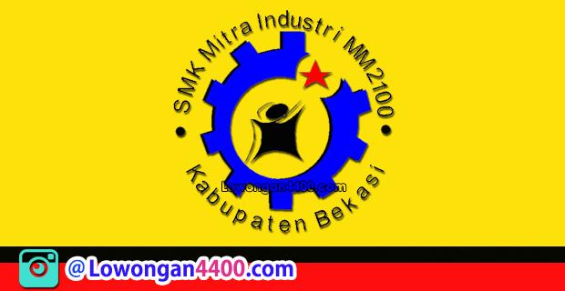 Lowongan Kerja Via BKK/LPK Mitra Industri MM2100