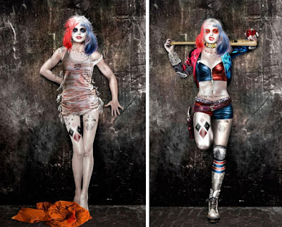 Harley Quinn: Concept Art Shows Different Interpretation of Margot Robbie's 'Suicide Squad' Character