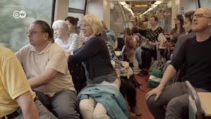 外国人「ドイツの電車イベントが面白い」(海外の反応)