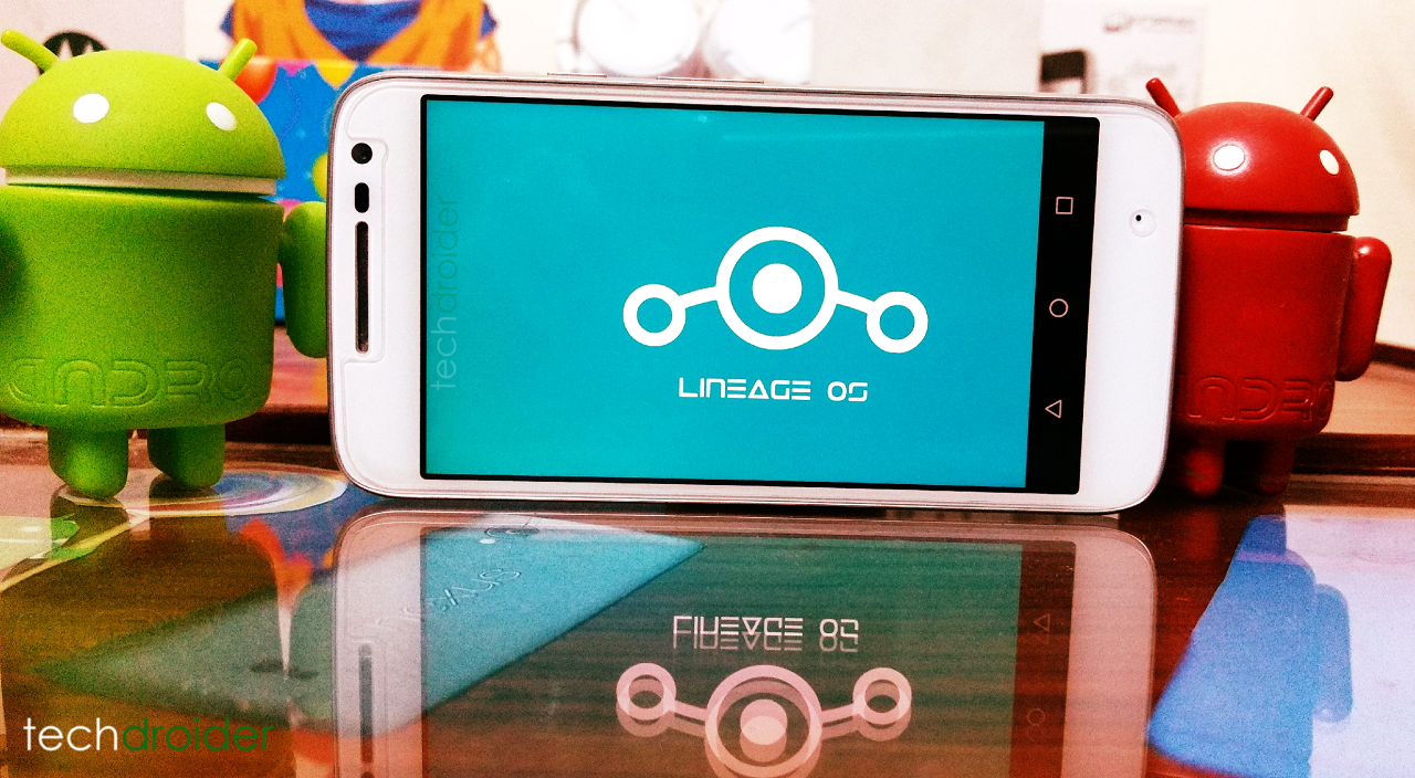 Official LineageOS builds are now available for the Moto G