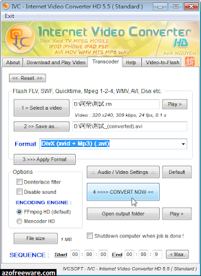 Internet Video Converter HD