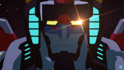 Voltron: Legendary Defender il trailer