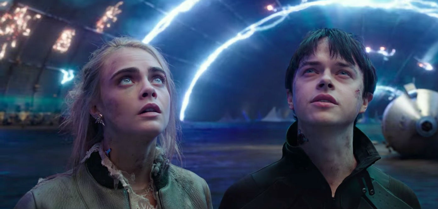 MOVIES: Valerian and the City of a Thousand Planets - Review
