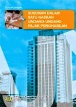 Buku Persandingan Satu Naskah Undang-Undang PPh 2011