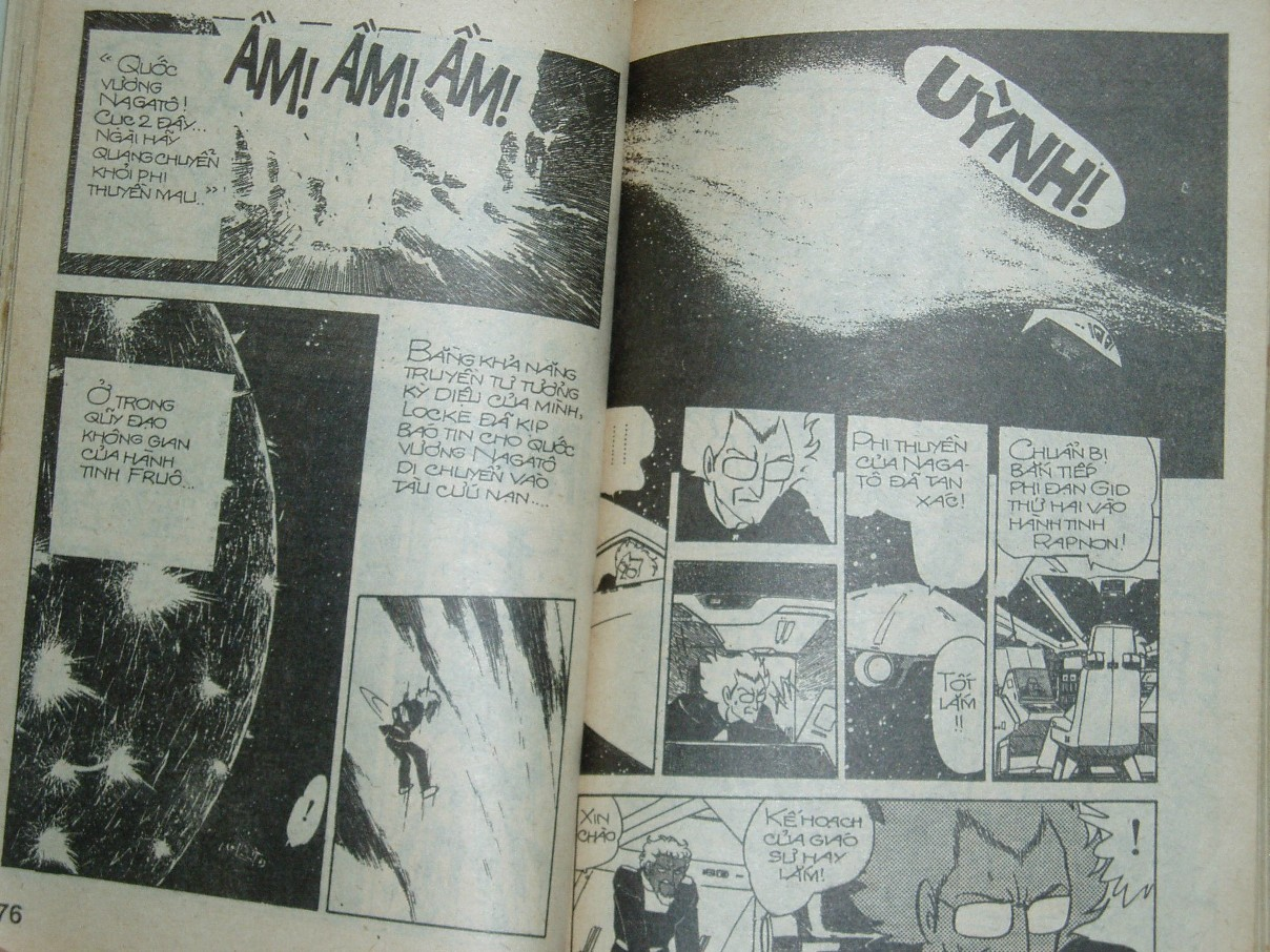 Siêu nhân Locke vol 10 trang 27