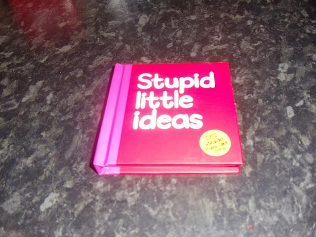 stupid ideas book