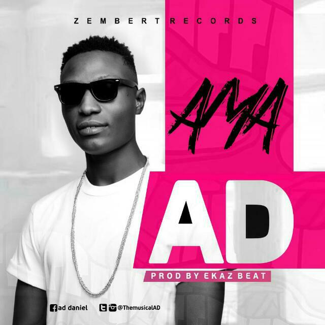 MUSIC : AD - AMA (prod by ekazbeat)