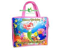 tas ulang tahun,tas ultah custom,tas ultah anak,tas souvenir anak,souvenir ultah