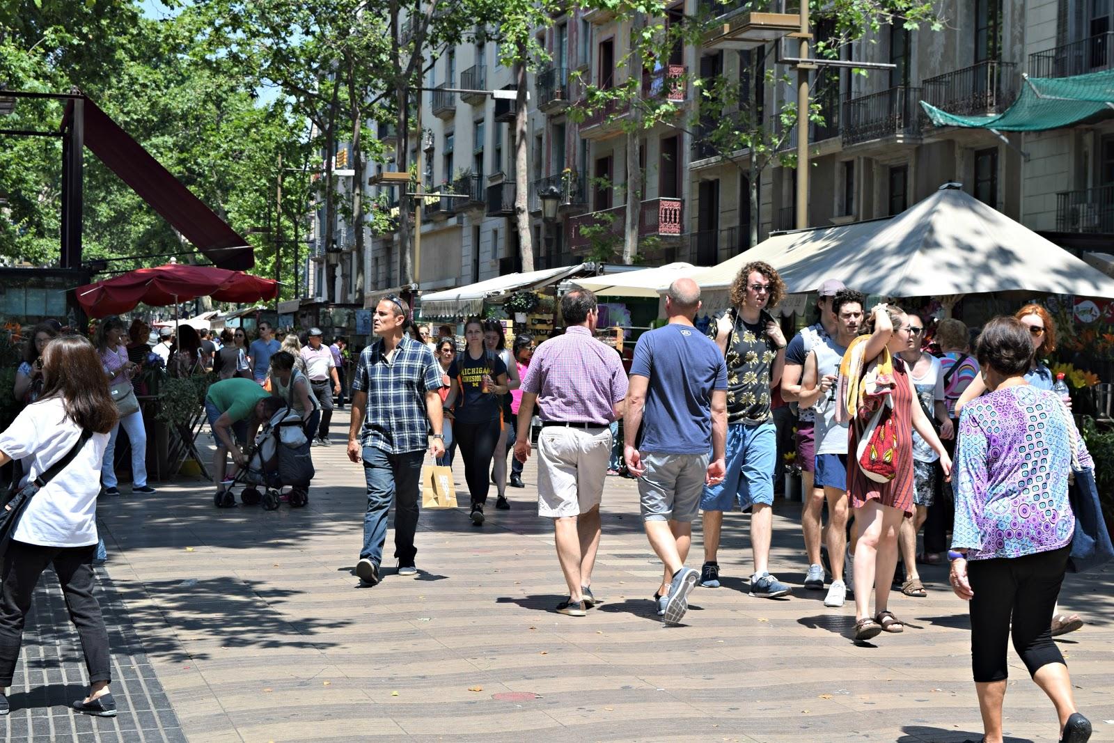barcelona day 1+2