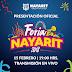 1 al 25 de Marzo la Feria Nayarit 2018