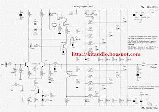 Actrk 600W schematic