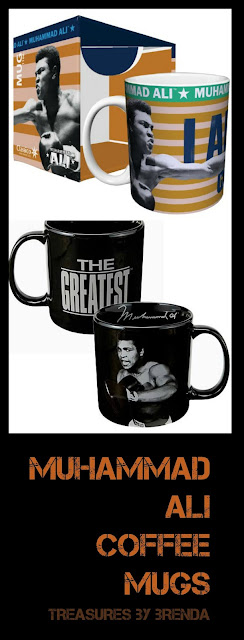 Best Muhammad Ali Coffee Mugs