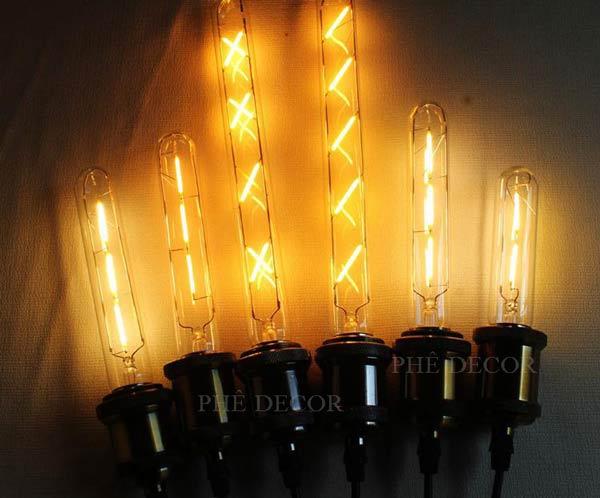 Bóng đèn led giả sợi đốt 4w