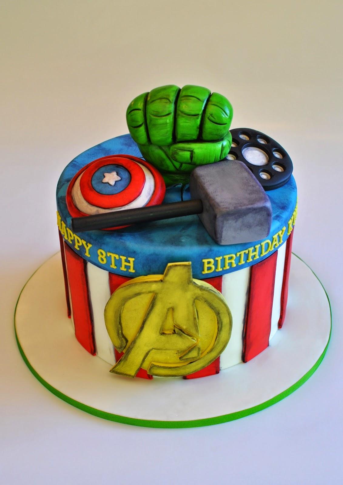 Hope S Sweet Cakes Super Hero Cakes