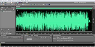 tutorial adobe audition Cara Convert mono & stereo