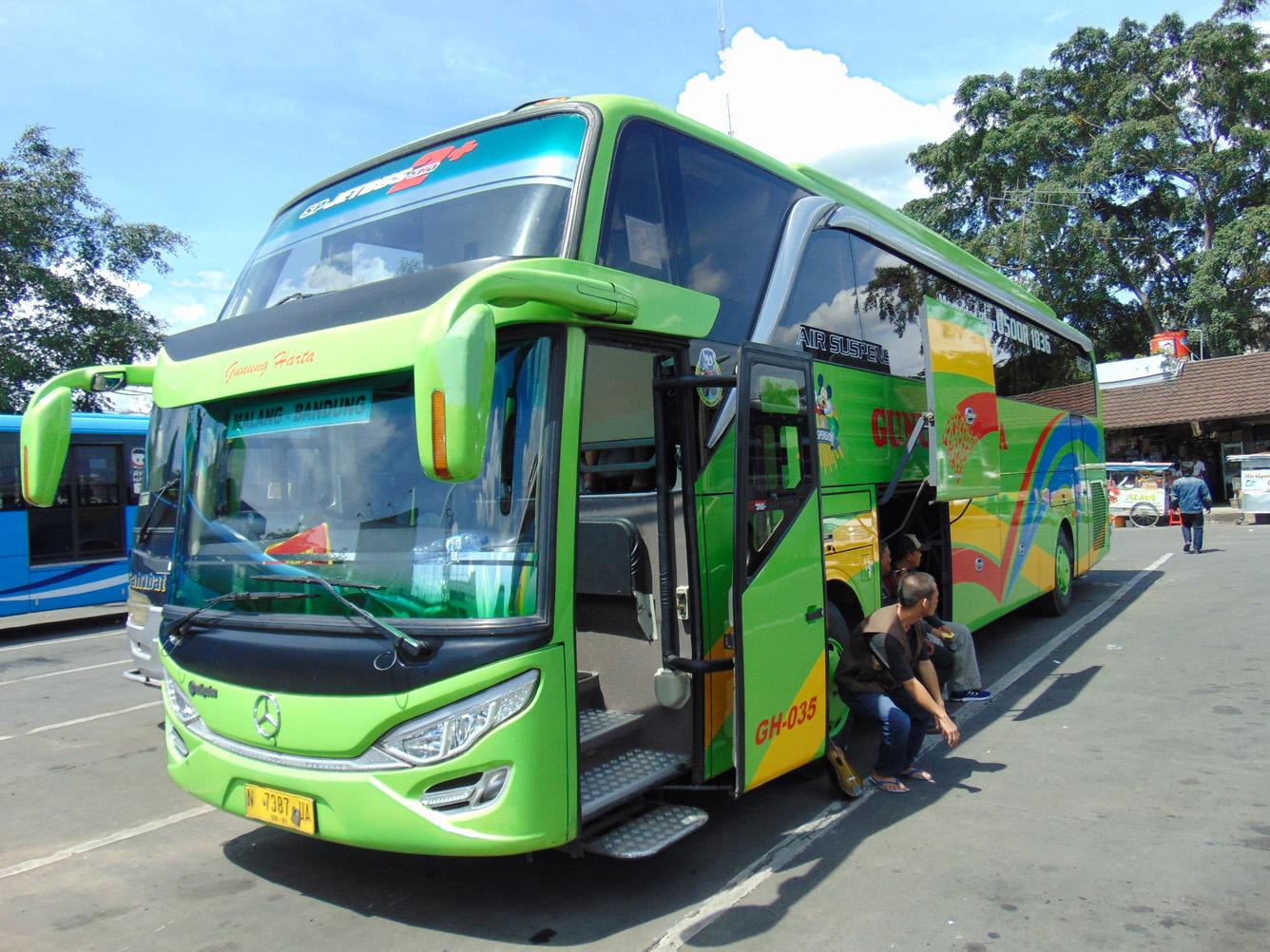 Harga Tiket Bus Gunung Harta Mei 2017 Informasi Bis