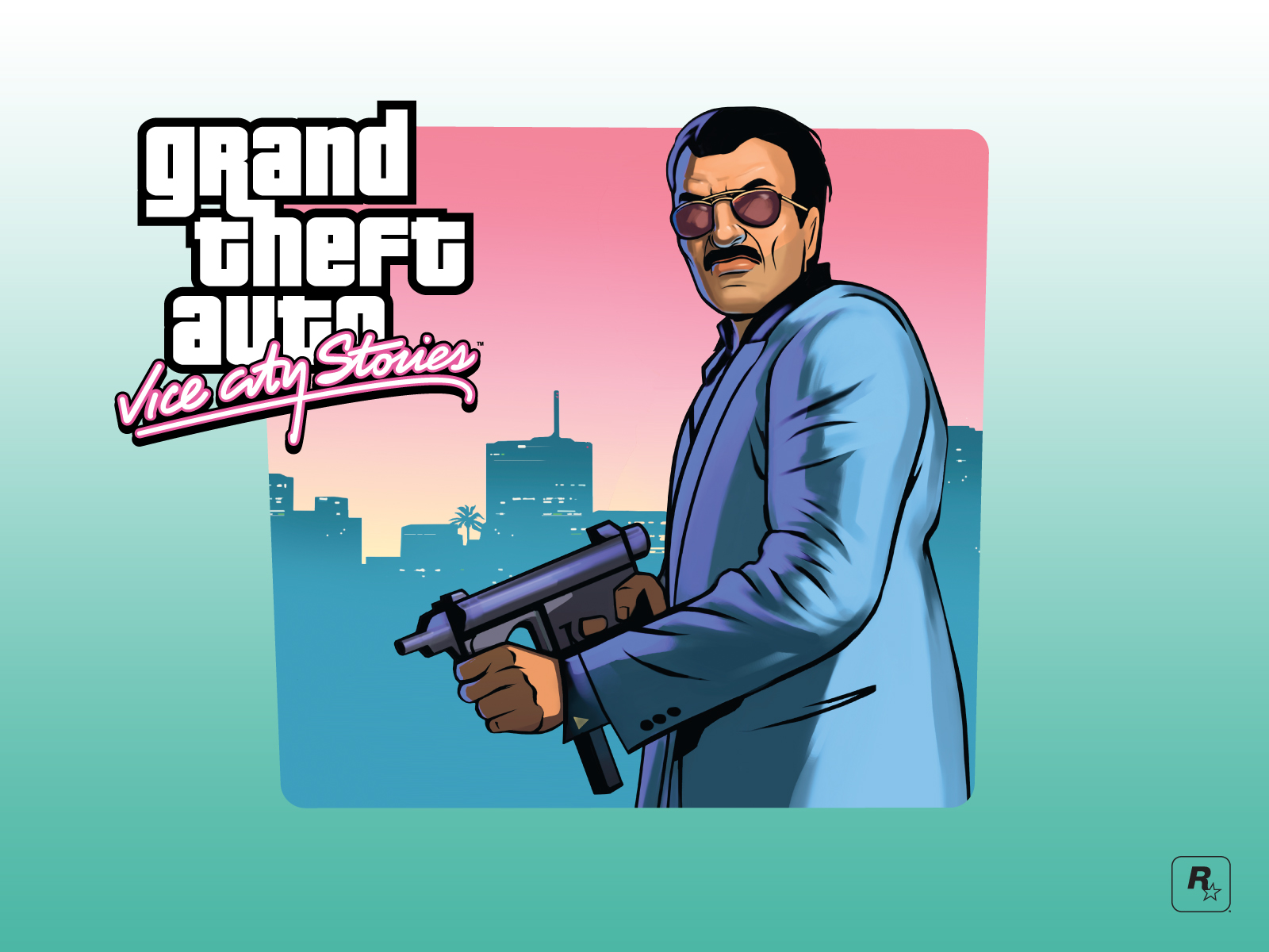 Game Art X Grand Theft Auto Vice City Stories Wallpapers