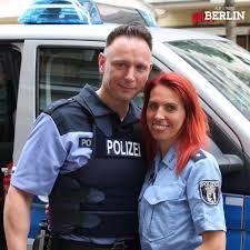 Auf Streife Echte Polizisten Oder Schauspieler