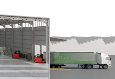 Перевалочные склады на транспорте