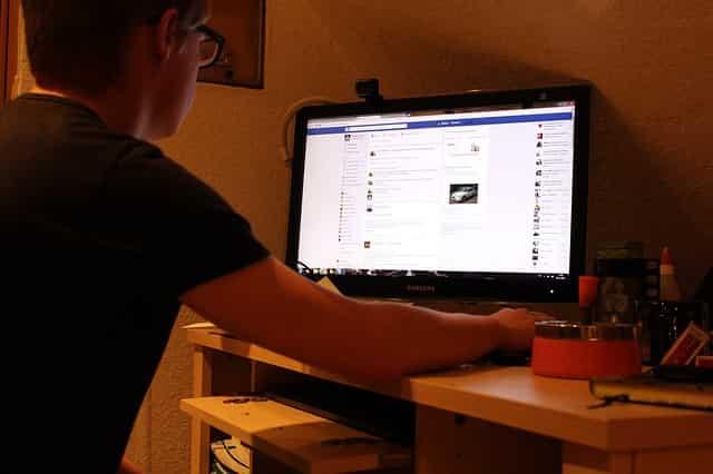 Social media side effect,