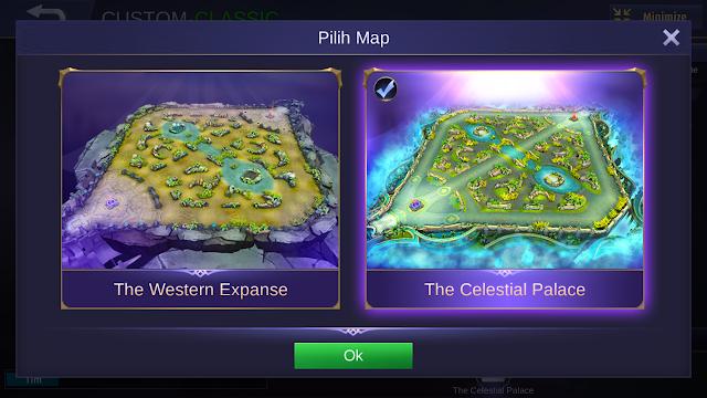 Cara Mencoba The Celestial Map Mobile Legends