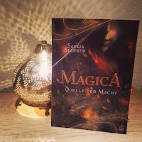 ✯Rezension✯ Magica – Quelle der Macht