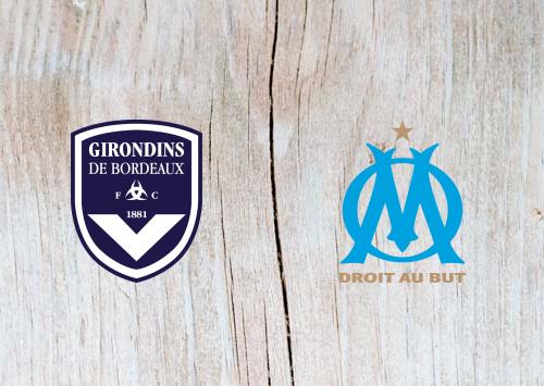 Bordeaux vs Marseille - Highlights 5 April 2019