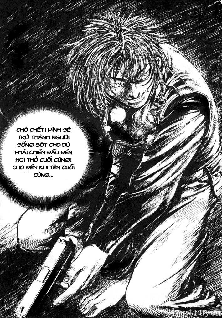Zombie hunter chap 8 trang 23