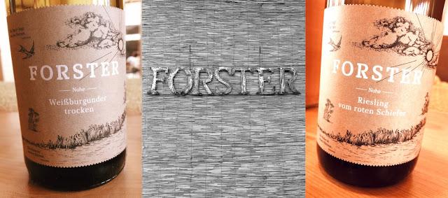 Weine vom Weingut Forster an der Nahe