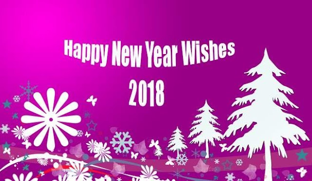new year wishes for lover 2018