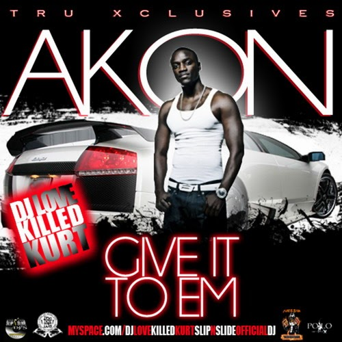 Akon cds download