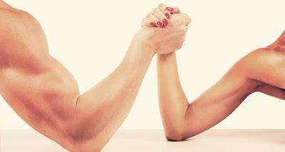 Tips Membentuk Tangan Agar Lebih Besar Dari Doi - IDEGAYA