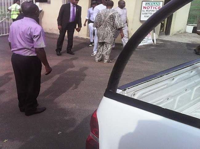 fayose moving ekiti state house