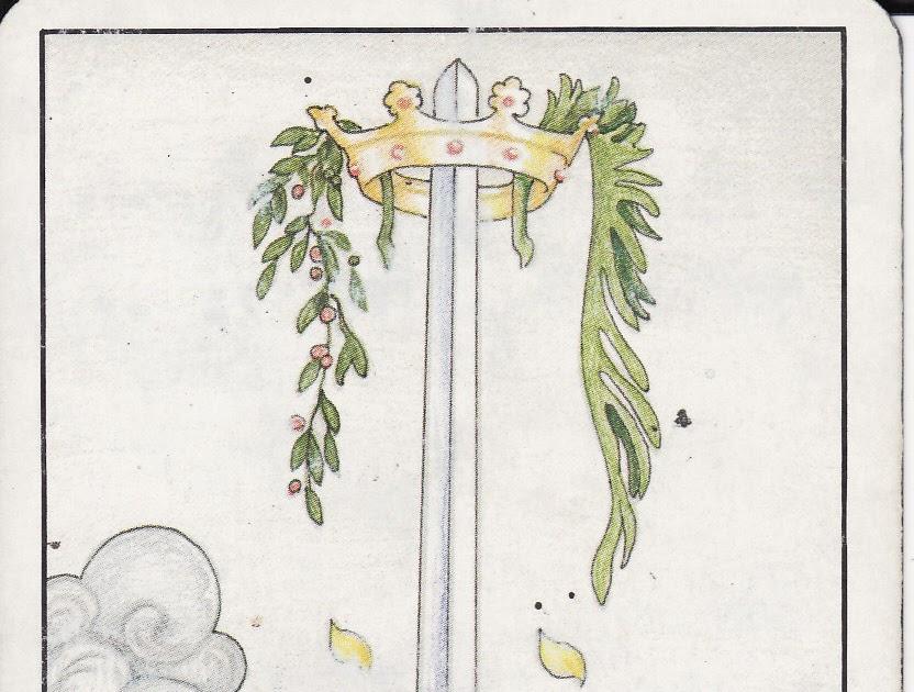 TAROT - The Royal Road: 1 ACE OF SWORDS I