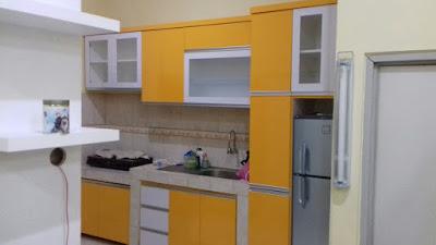 Warna Sangat Penting Didalam Interior Kitchen Set