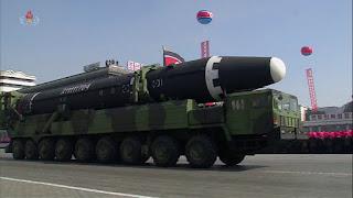 ICBM Korea Utara