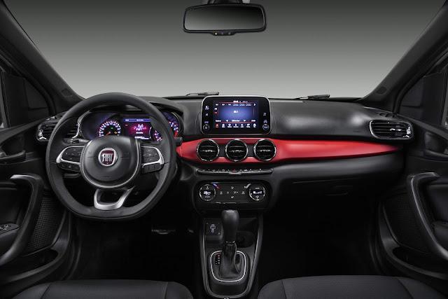 Fiat Argo 1.8 HGT 2019 - Preço