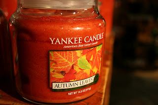 Image result for yankee candle autumn leaves