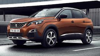 Peugeot 3008-SUV Data Uscita, Presentazione e Ultime Notizie