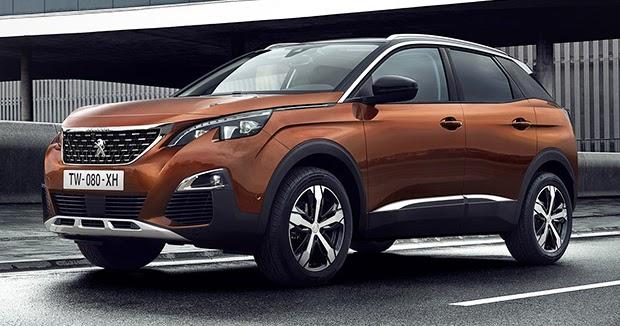 Peugeot 3008 suv data uscita presentazione e ultime for Quali sono le dimensioni di un garage per due auto