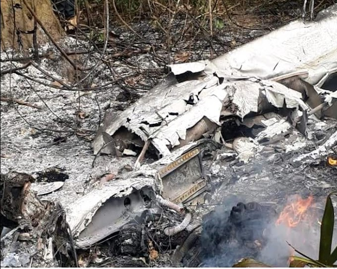 Queda de avião deixa três mortos próximo a São Felix do Xingu, no sudeste do Pará