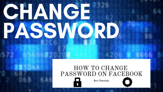 How To Change Your Password On Facebook<br/>